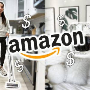 12 Amazon MUST HAVES! Best Amazon finds you didn't know you needed!