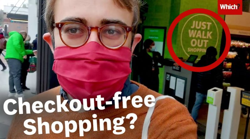 Checkout-free shopping at Amazon Fresh - Which?