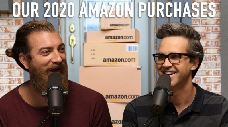 Our 2020 Amazon Purchases