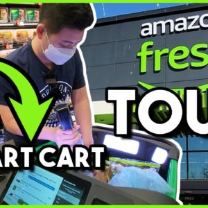 What to Expect at AMAZON FRESH - Grocery Store Tour