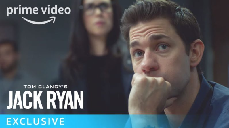 Tom Clancy's Jack Ryan Deleted Scenes: Lunchtime | Prime Video
